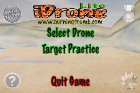 Screenshot iDrone Lite